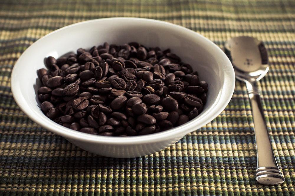 coffee beans breakfast