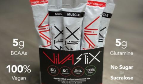 Premium Workout Supplement - Blend of BCAAs, Glutamine and Beet Root
